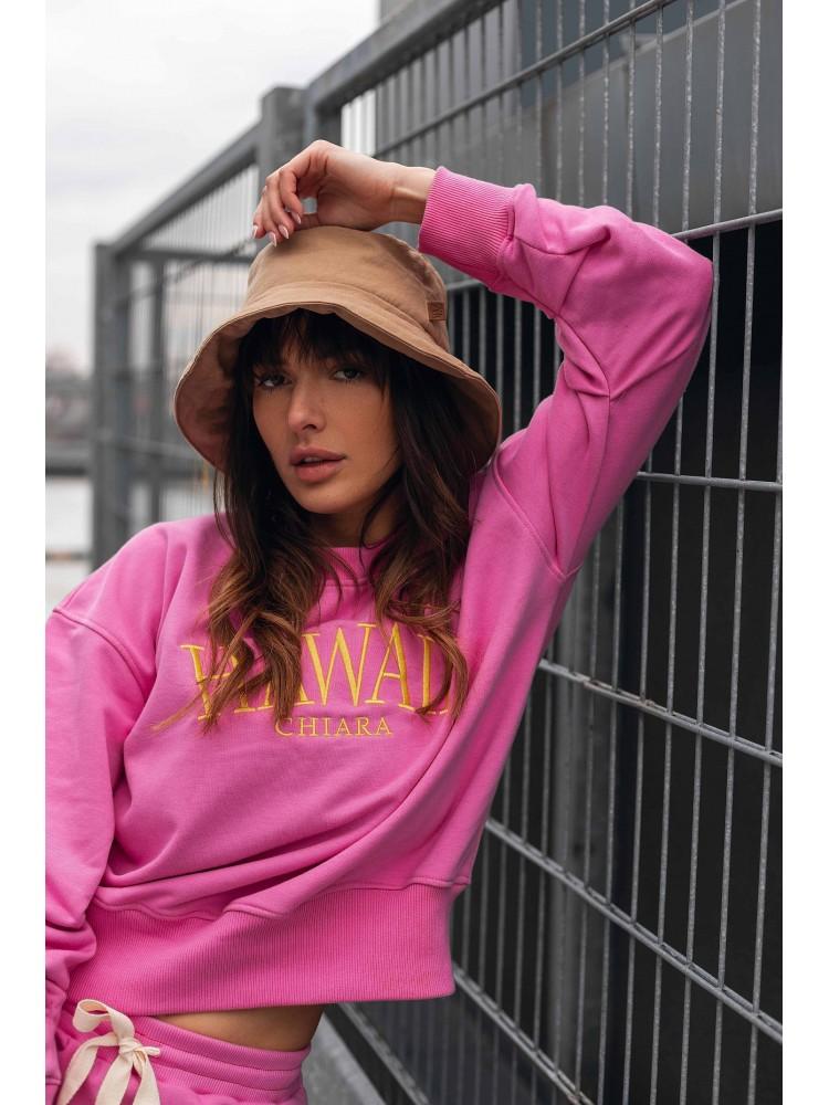 Bluza Chiara Hawaii Pink