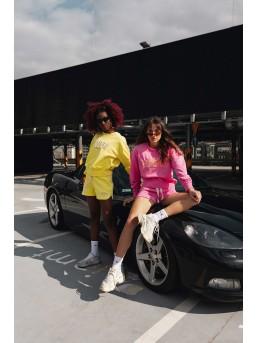 Bluza Chiara Hawaii Pink - zdjęcie 3