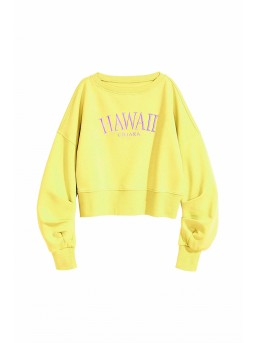 Bluza Chiara Hawaii Yellow - zdjęcie 6