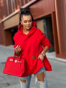 Bluza SEMPRE czerwień