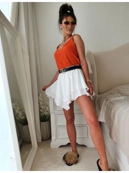 Top ME pomarańczowy - zdjęcie 4