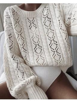 Sweterek Aga Ecri