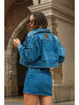 Katana BOHO Dark Jeans - zdjęcie 3