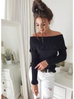 Sweter Premium CHIC Czarny