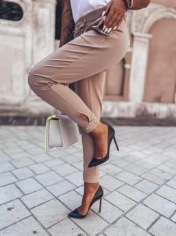 Spodnie Elegant beige