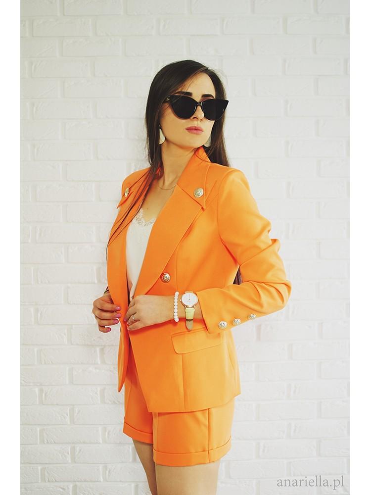 Marynarka Elena Orange