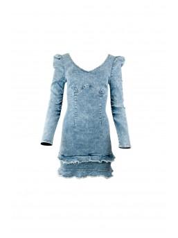 Sukienka Denim blue